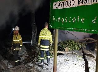 Kangaroo Island Bushfires